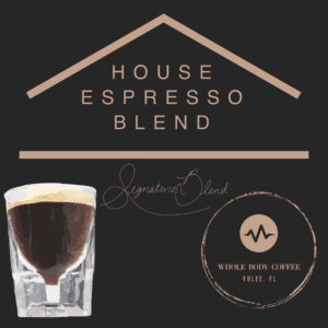 House Espresso Blend Product Image